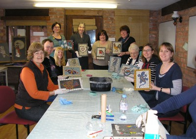 Living Mosaics: Jinney ring Craft Centre All Day Workshop